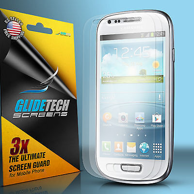 3x Clear Screen Protector Film Guard for Samsung Galaxy S III S3 Mini i8190 - Mini I8190 Screen Protector
