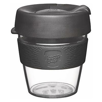 KeepCup Original Clear Edition Reusuable Coffee Cup Travel Mug, 227ml 8oz Origin