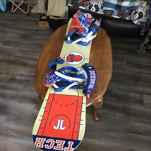 Snowboard package for sale!