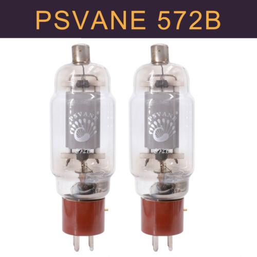 2pcs PSVANE 572B electron tube Vacuum Tube radio valve tubes brand new