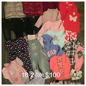 Girls 18-24m lot