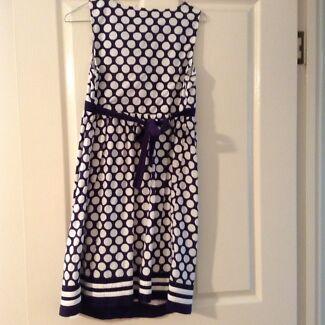 JoJo Maman Bebe maternity dress - size 6