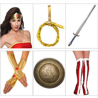Rubies Offiziell Dc Comics Wonder Woman Batman V - Wonder Woman Kostüme Zubehör