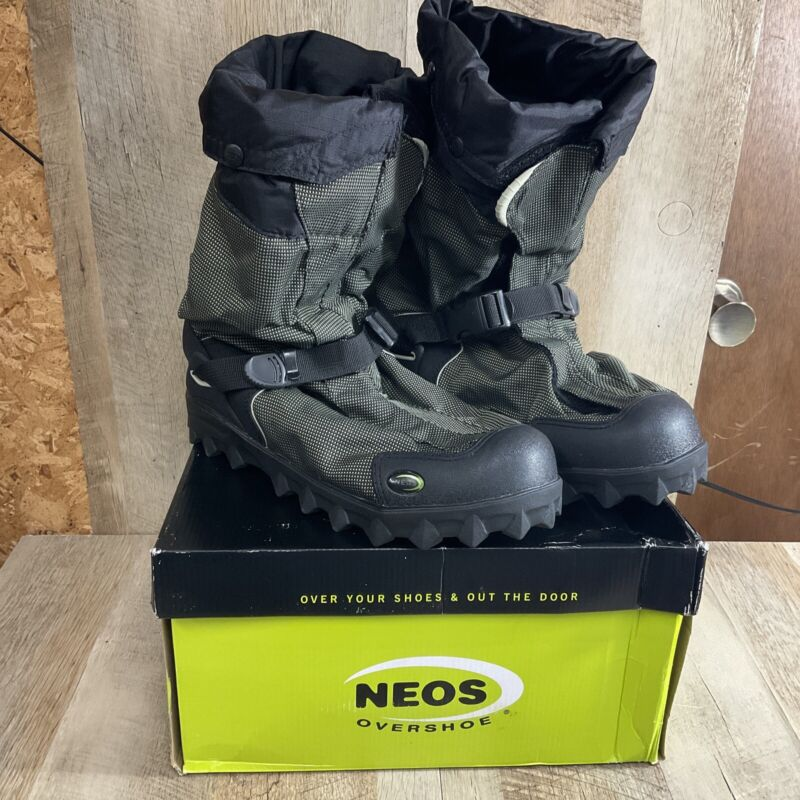 """NEOS 15"""" Navigator 5 Expandable Waterproof Winter Overshoes - XL"""