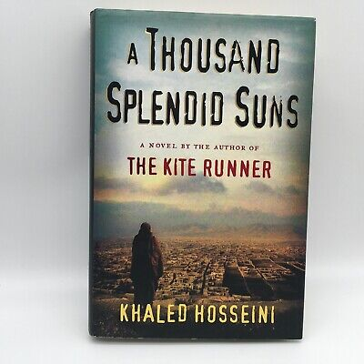 A Thousand Splendid Suns , Khaled Hosseini
