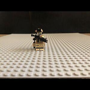 LEGO US Navy Seals Operator