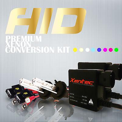 Xentec 35W HID Xenon H4 9003 HB2 HILOW Headlight Conversion Kit ALL COLORS