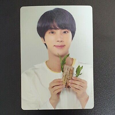 Jin - Official Mini Photocard BTS Love Yourself World Tour