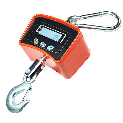 500 Kg 1100 Lbs Digital Crane Scale Heavy Duty Industrial Hanging Scale