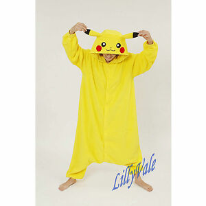 Fancy Dress Cosplay Onesie Adult Unisex Onsie Kigurumi Pyjamas Animal Sleepwear