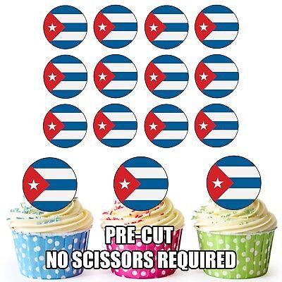 laggen - Tasse Kuchentopper Dekorationen Party Geburtstag (Kubanische Party Dekorationen)