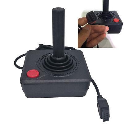 Black Retro ATARI Game Joystick Controller for Atari 2600 System Gamepad Console