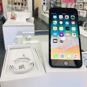 Genuine iPhone Plus 128gb Jet Black Unlocked Apple Warranty Inv Surfers Paradise Gold Coast City Preview