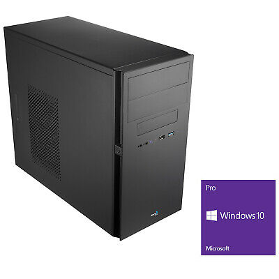 Computer Games - Ultra Fast AMD 9600 Quad Core 8GB DDR4 1TB Gaming PC Computer Windows 10 QC-203