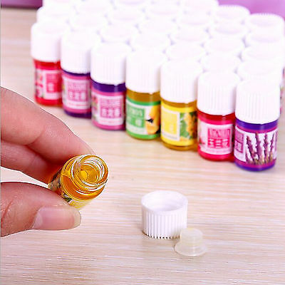 12 Bottles/Set Various Scents Pure Plant Essential Oils 3ml home -