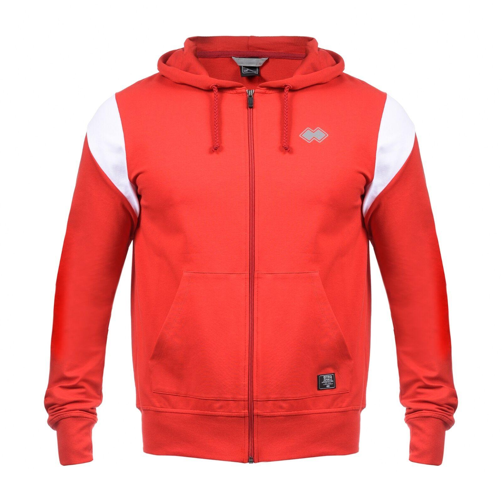 Errea' Republic Männer Pullover Trend art. R15G0M0Z Kol. Rot Sommer 2017