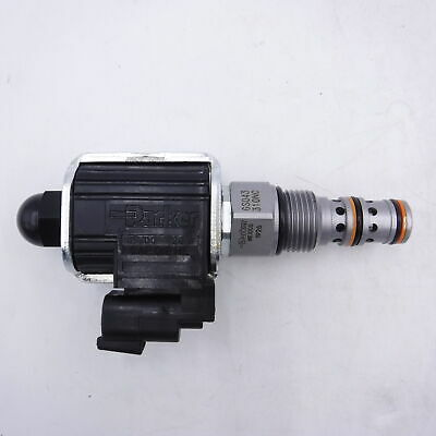 Parker 3 Way Hydraulic Solenoid Cartridge Valve Gs043310nc Hcse