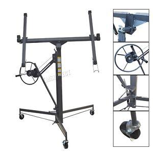 Switzer 11 Ft Drywall Hoist Plaster Board Panel Sheet Heavy Duty Lift / Lifter