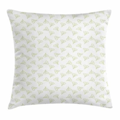 Gingko Throw Pillow Cases Cushion Covers Home Decor 8 Sizes