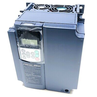 Fuji Electric Frn010g1s-2u Invertervariable Frequency Drive 10hp 230vac Vfd