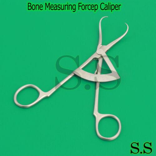 NEW Bone Measuring Forceps Caliper Dental Implant Surgery Instrument-A+