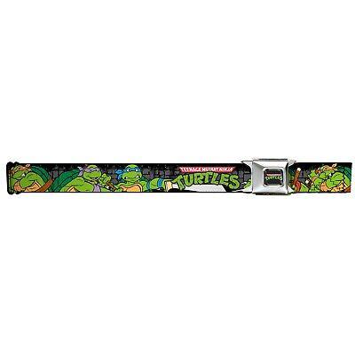 - Seat Belt Buckle for Pants Men Women Kids Teenage Mutant Ninja Turtles WNT023