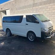 Toyota Hiace LWB Stowport Burnie Area Preview