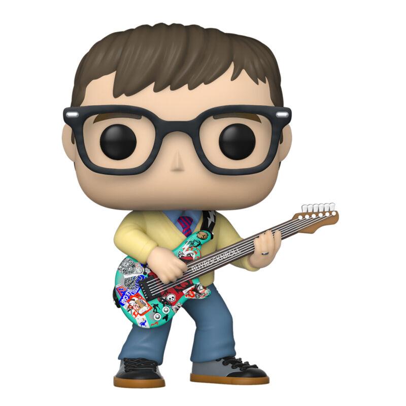 Weezer Collectible 2020 Handpicked Funko Pop Rocks Rivers Cuomo Figure Protector