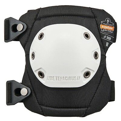 Ergodyne Proflex 300 Rounded Cap Knee Pad Buckle Closure - Construction 18300