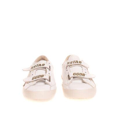 RRP €190 GOLDEN GOOSE DELUXE BRAND Leather Sneakers EU 31 UK 12.5 US 13.5