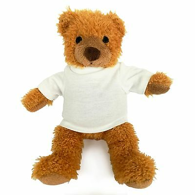 10x PRINTABLE HARRY TEDDY BEARS WITH BLANK TSHIRT IDEAL 4 SUBLIMATION TRANSFERS