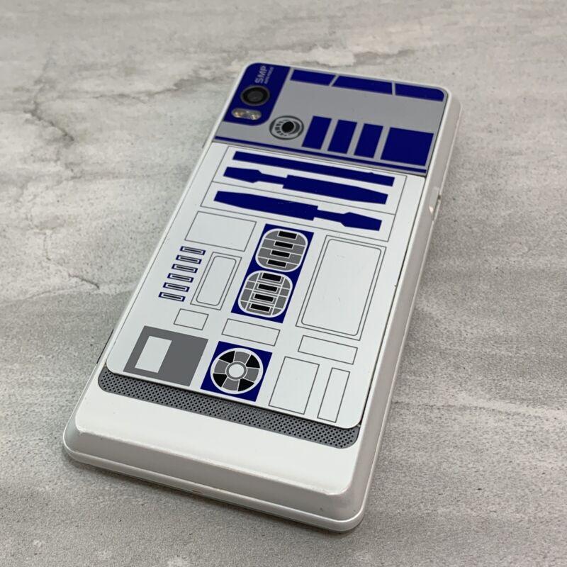 Motorola Droid 2 A957 8GB Slider Cell Phone Star Wars R2-D2 Edition 3G