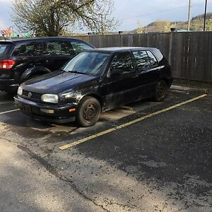 1998 VW Golf -AS IS