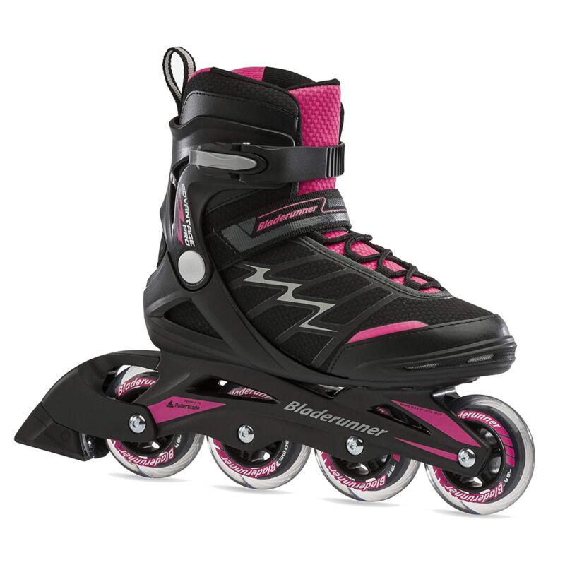 Rollerblade Bladerunner Pro XT Womens Adult Inline Skate, Size 7, Pink(Open Box)