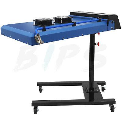 Flash Dryer Silk Screen Printing Automatic Flash Dryer 220v 600w 20 X 24 Inch