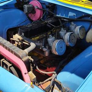 TRIPLE SU CARBIES HOLDEN MANIFOLD York York Area Preview
