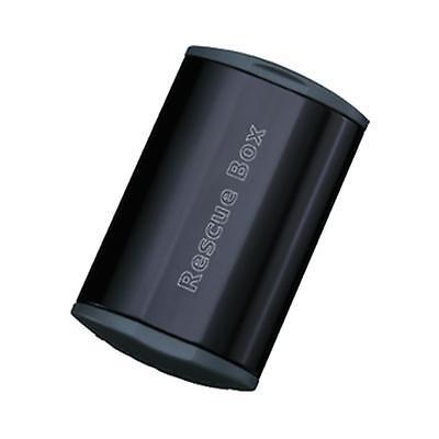 Topeak Rescue Box Flicken Flickzeug selbstklebend Tool Reparatur Pannen Kit edel ()