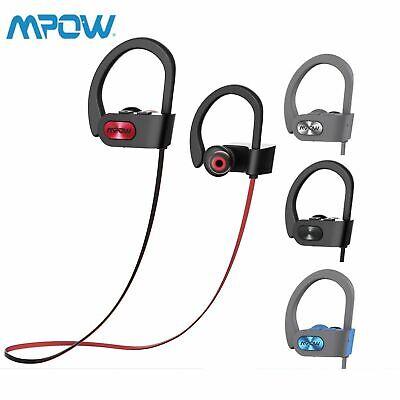 Mpow Bluetooth Earbuds Best Wireless Headphones Running Sports Gym