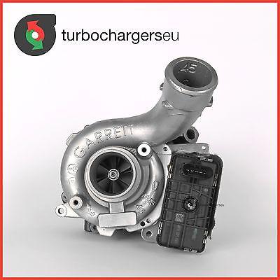 Turbo Elektronik (Turbolader Audi A5 3.0 TDI 176 Kw 240 PS 776469 CAPA CCWA CCWB +Elektronik)