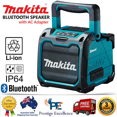 Makita Bluetooth Speaker Jobsite CXT Cordless Portable Outdoor Industrial DMR200