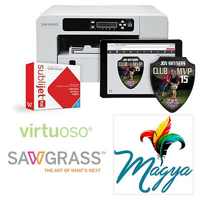 Sawgrass Virtuoso Sg400 Hd Dye Sublimation Printer Free Delivery