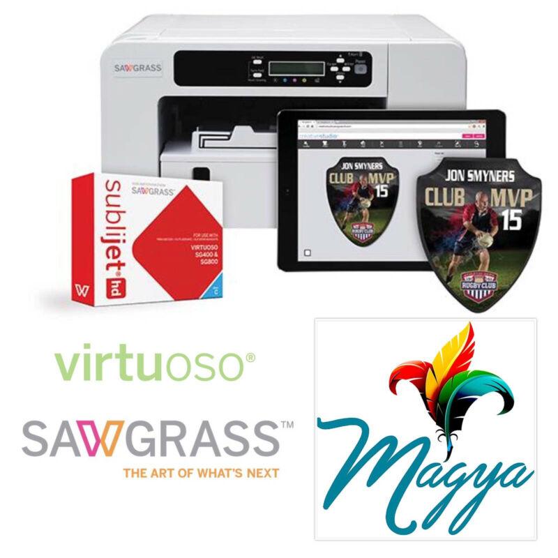 Sawgrass Virtuoso SG400 HD Dye Sublimation Printer FREE Delivery