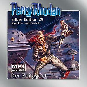 Perry Rhodan Silber Edition 29 Der Zeitagent (2 MP3-CDs   Hörbuch)