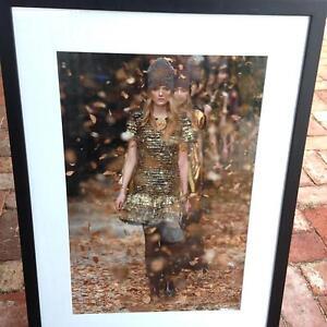 Printed framed Balenciaga Photo Fremantle Fremantle Area Preview