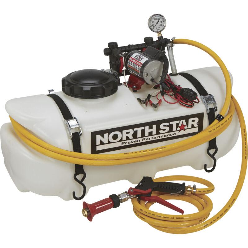 NorthStar High-Pressure ATV Tree Sprayer 16-Gallon Capacity, 2 GPM, 12V