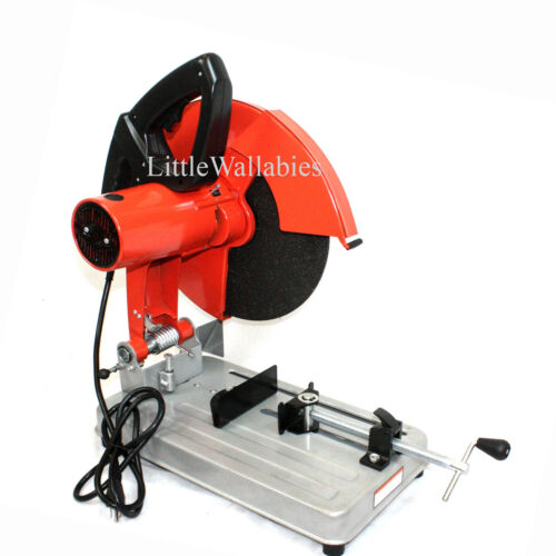 """14""""  Chop Saws 15Amp Cut-Off Saw Professional Grade Power To"""