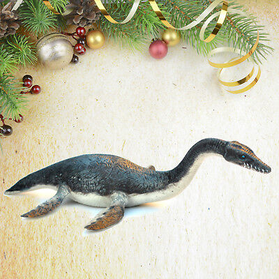 Dinosaur Christmas (Kids Christmas Gift Plesiosaurus Dinosaur Toy Educational Simulated Model)