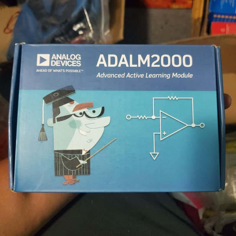 Analog Devices ADALM2000 RF Development Tools Active Learning Module