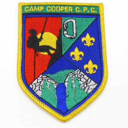 Boy Scout Camp Cooper CPC Patch BSA