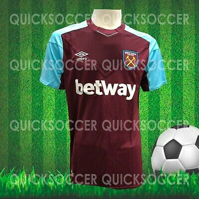 Umbro  Jersey West Ham United Home 2017-18